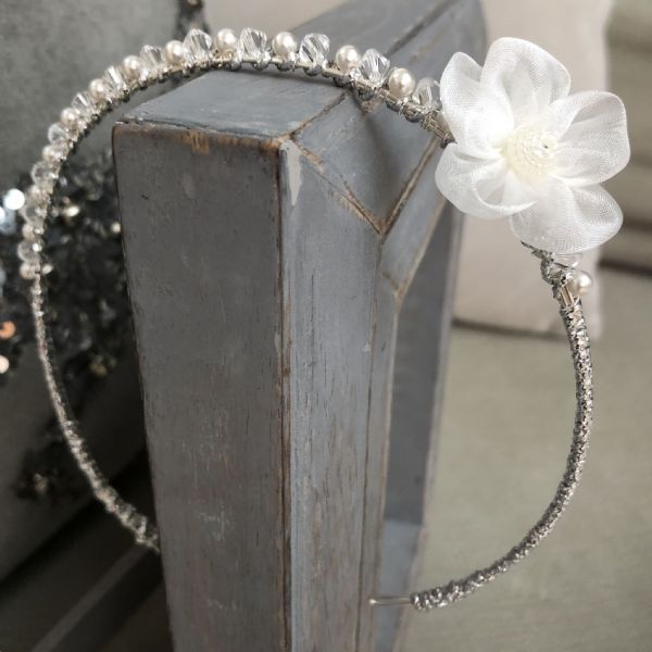 Bridesmaid / Flower girl tiara